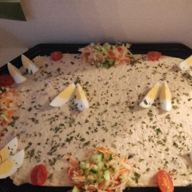 rundvlees salade s-markt