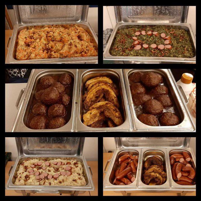 s-markt buffet